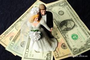 money-wedding